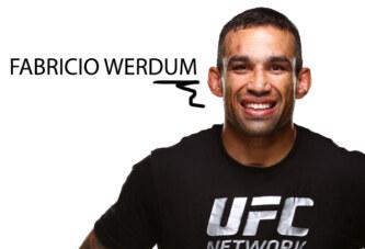 UFC Ağırsiklet Şampiyonu Fabricio Werdum'un Kariyerine Genel Bakış