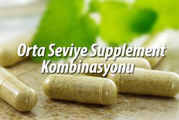 Aloprotein Orta Seviye Kas Kombinasyonu