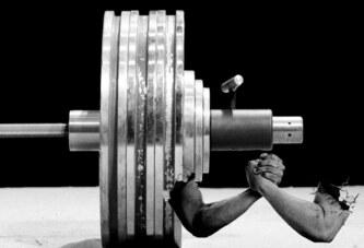 Strongman,Powerlifter ve Bilek Güreşi