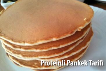 Yaz Sonu İçin Proteinli Pankek Tarifi