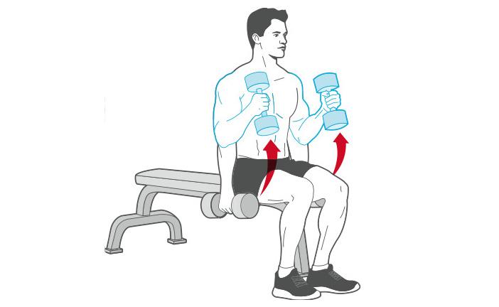 Biceps Antrenmanını Negatif Deneyin!