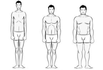 Vücut tipleri 2: Ektomorf