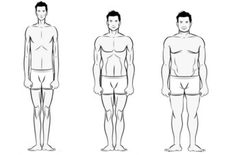 Vücut Tipleri 3: Mezomorf