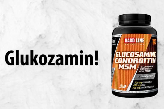 Glukozamin!