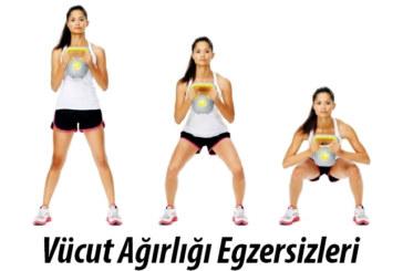 Vücut Ağırlığı Egzersizleri