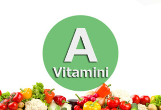A Vitamininin Etkileri