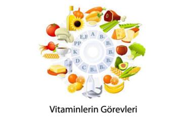 Vitaminlerin Görevleri