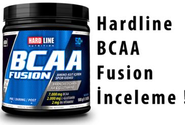 Kas Gelişimi için Hardline BCAA Fusion