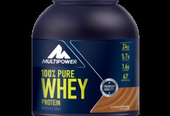 Multipower %100 Pure Whey 2000 Gram İncelemesi