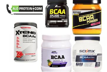 En İyi 5 BCAA Supplement Ürünü