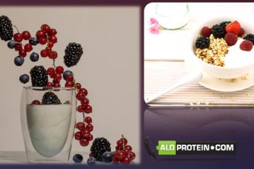 Protein Destekli Sporcular İçin Tatlı Tarifleri