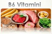 B6 Vitamini Hakkında Tüm Bilgiler