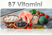 B7 Vitamini (Biyotin) Hakkında Tüm Bilgiler