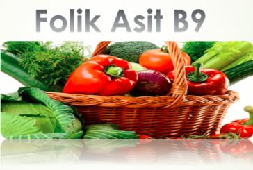 Folat (Folik Asit ve B9) Hakkında Tüm Bilgiler