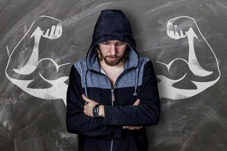 Vücut geliştirme özgüven eksikliğine iyi geliyor