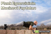 Plank Egzersizinin Mucizevi Faydaları